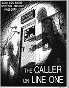 Poster for The Caller on Line One