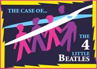 The Case of the Four Little Beatles (on CD)