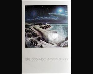 Cape Cod Dunes Poster