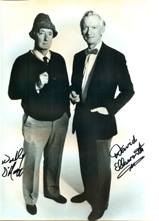 Capt. Underhill and Dr. Scofield autographed photo